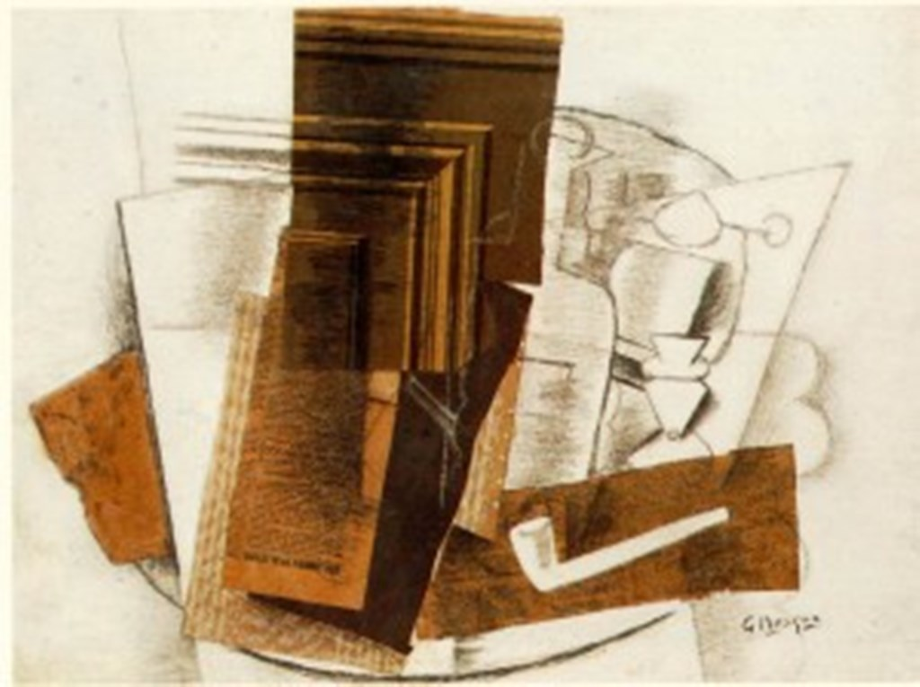 Georges Braque 1913